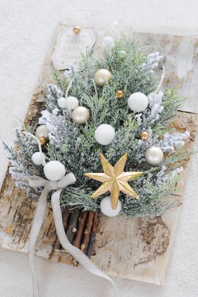 壁掛けクリスマスツリー2